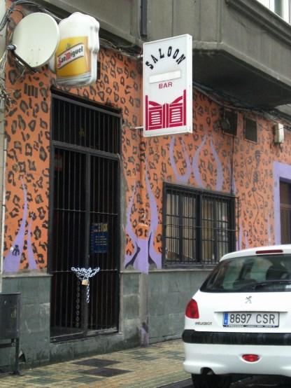 Saloon barcerrado