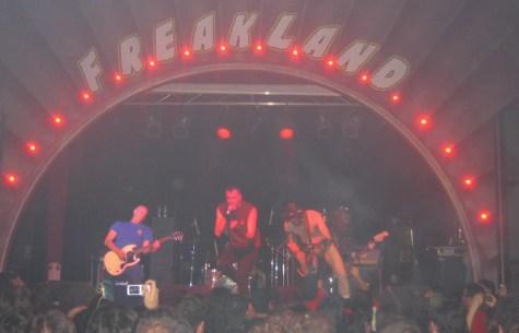 FREAKLAND FESTIVAL 2008